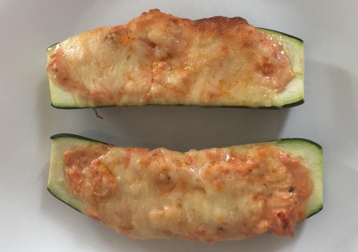 zucchini fleischlos